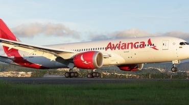 2017_Avianca_AV4952_Boeing_787_AV4952